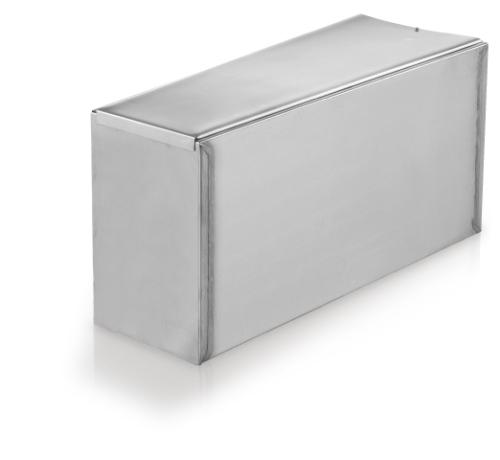 cassette zinco