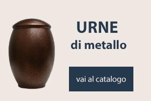 Urne di metallo